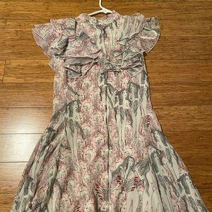 Giamba (Giambattista Valli) Paris dress